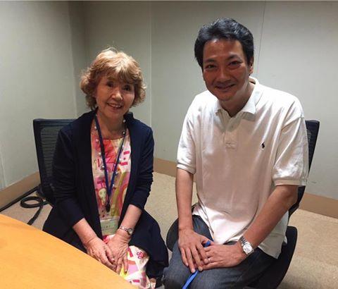 NHKラジオ深夜便「時代を創った声」の8回目