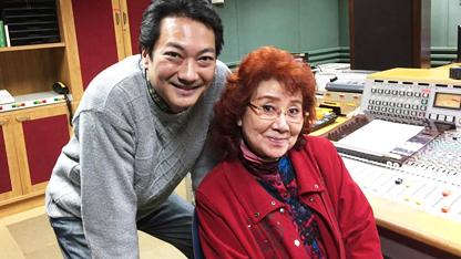 NHKラジオ深夜便「時代を創った声」の11回目の放送
