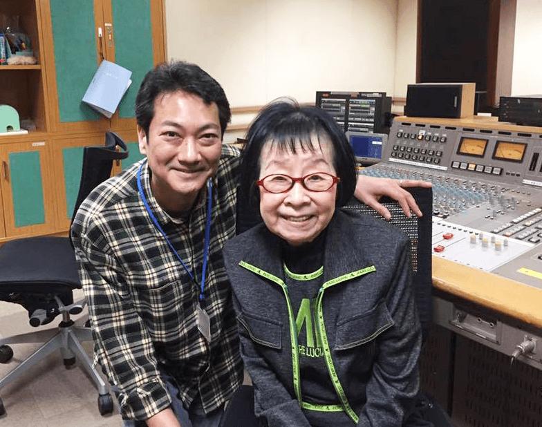NHKラジオ深夜便「時代を創った声」の14回目の放送