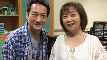 NHKラジオ深夜便「時代を創った声」9月3日の放送